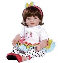 Boneca Adora Doll Circus Fun - Bebe Reborn - 20014005