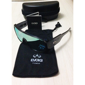 Oculos De Sol - Evoke Amplifier Crystal Blue Shine
