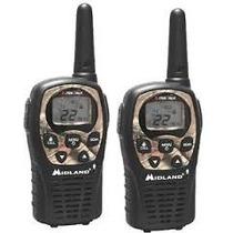 Midland Lxt535 Radios De Comunicación 24 Millas 22 Canales.