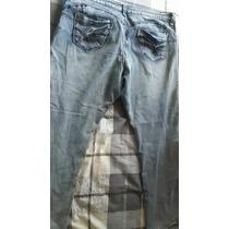 Pantalones Jean Talla 17 Strech Gorditas