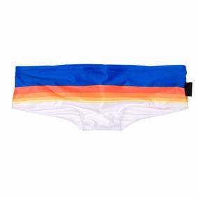 Swimwear Aussiebum Rainbow Wave Blue Ropa De Baño Sunga