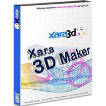 Xara 3d Versión 6 Con Serial Y Español Para Windows 7 32bist