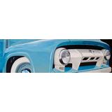 Pintura Ford F100 Vampira - Quadro Ost Tela Carro Antigo