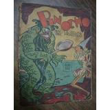 Pinocho En La Gruta Del Monstruo. Collodi. Editorial Tor