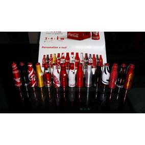 Coleção Garafinhas Da Galera - Coca-cola