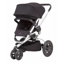 Carrinho De Bebê Quinny Buzz Xtra 2.0 Stroller - Preto
