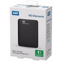 Hd Externo 1tb Western Digital = Samsung M3 Portátil Usb 3.0