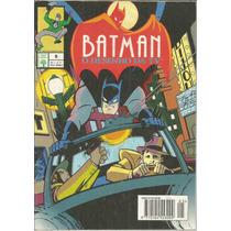 Batman O Desenho Da Tv 05 - Abril - Bonellihq Cx428