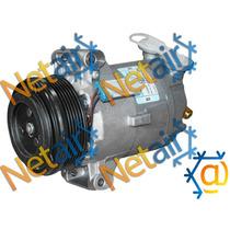 Compressor Delphi Cvc Gm S-10 Blazer 2.4 Gás/2.8 Diesel S10