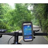 Funda Bicicleta Celular A Prueba De Agua Universal 4.7 Pulg