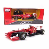 Carrinho De Corrida Controle Remoto Formula 1 Ferrari