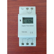 Timer Electronico Programable Thc15a 24 Volts Dc