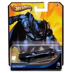 Miniatura Hot Wheels Dc Comics Batman Lacrado Cultura Pop