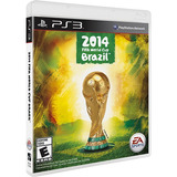 Game - Copa Do Mundo Da Fifa Brasil 2014 (ps 3 Original) #