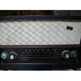 Rádio Valvulado Rca 000477 - Peça Rara No Mercadolivre