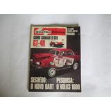 Quatro Rodas-jul 69-puma Gt 4r -zé Do Caixão-novo Dodge Dart
