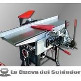 Maquina Combinada 6 Funciones P Madera Industrial Lacueva