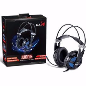 Auiculares Genius Gx Junceus Gaming 7.1 Con Mic Hs G650