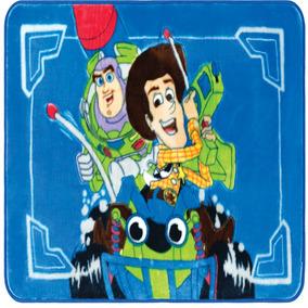 Tapete Infantil Estampa Batalha Toy Story 80x1,20 - Jolitexj