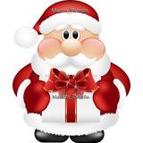 Kit Imprimible Patrones Para Navidad Arbol Botas Luces Regal