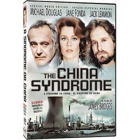 Dvd A Síndrome Da China Novo Orig Michael Douglas Jane Fonda