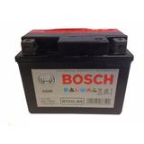 Bateria Bosch Ytx4l-bs 12v 3ah Honda Cg Titan Axis Dax Bros
