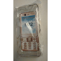 Crystal Case Nokia N82 Con Clip + Envio Gratis Mexpost