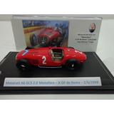 Maserati A6gcm Monofaro Juan Manuel Fangio Roma 1949 1/43