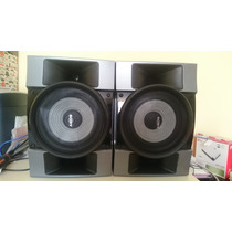 Par De Bocinas Sony Genezi Mod. Ss-gtx888 En Solo $1,490 !!!