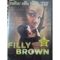 Filly Brown ( Jenny Rivera ) Edward James Olmos Lou Diamond