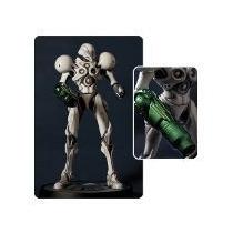Las Figuras 4 Primeros Metroid Prime 2 Samus Luz Estatua (1