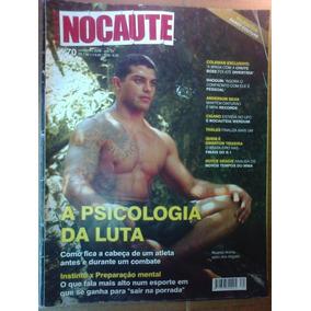 Revista Nocaute A Psicologia Da Luta Ricardo Arona 2008 N70