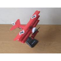 Baron Rojo Avión Más Famoso 1ra. Guerra Mundial, Esc. 1:48