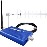 Repetidor De Sinal De Celular Aquario Rp-960 + Antena Rural