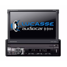 Stereo B52 In Dash Lcd Pantalla 7 Tactil Usb Sd Bluetooth