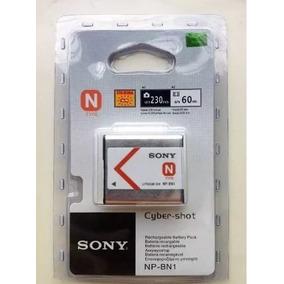 Bateria Sony Np-bn1 Original Para Máquina Digital