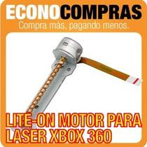 Motor Para Laser Del Xbox 360 Slim Lite-on 100% Nuevo!!!!!!!
