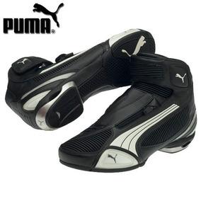 Bota Puma Testastretta 2mid Blk/wht Tamanho 43