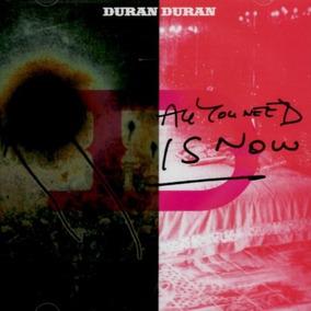 Duran Duran All You Need Is Now Cd New Cerrado Orig.en Stock
