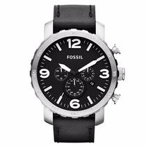 Relógio Fossil Cronógrafo Analógico Masculino Fjr1436/z