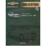 Cobalt Lt 1.4 - Coleção Chevrolet Collection - Número 37