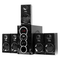 Teatro Casa Audio Frisby Fs-5070bt 5.1 Bt Usb Sd Remote