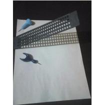 3 Regletas Para Escritura En Braille Con 3 Punzones