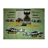 Accesorios Para Cuatri Phanter Wr200