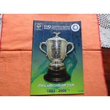 Programa Campeonato Abierto Argentino Polo 115°-c/entradas