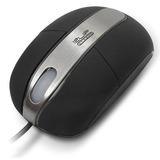 Mouse Optico Laser Klip 102 Diseño Ambidextro 800dpi Usb/ps2