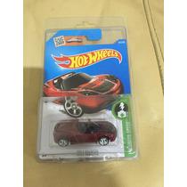 Hot Wheels Tesla Roadster Sth $th Super - Llantas De Gomas
