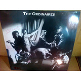 Lp The Ordinaires 1985 Importado Autograf Jazz Avant-garde