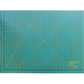 Base De Corte Patchwork 60 X 45cm
