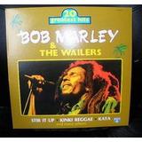 Vinilo Bob Marley 20 Greatest Hits Reggae - Tosh Beatles Led
